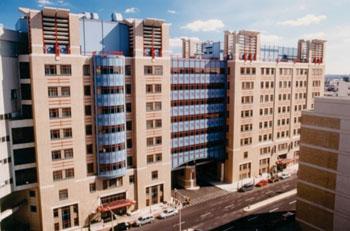 Imagen: Centro médico Tufts en Boston (Foto cortesía del Centro médico Tufts)