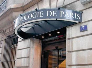 Imagen: El Instituto de Radiología de París (Fotografía cortesía de L\'Institut de Radiologie de Paris).