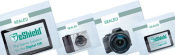 Imagen: La línea eShield de cubiertas estériles para los equipos electrónicos de mano (Fotografía cortesía de Whitney Medical Solutions).
