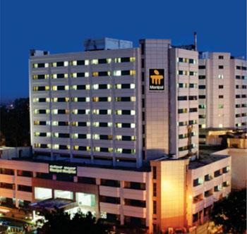 Imagen: Manipal Hospital en Bangalore (Bengaluru), India (Fotografía cortesía de Manipal Hospitals).