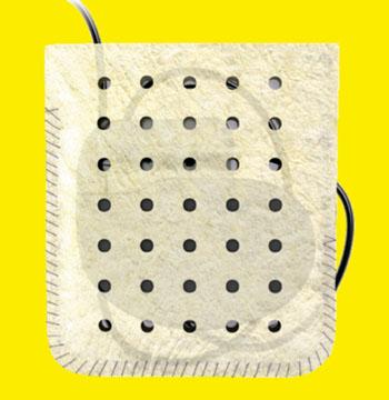 Imagen: El sobre CanGaroo ECM diseñado para los dispositivos cardiacos electrónicos implantables (Fotografía cortesía de CorMatrix).