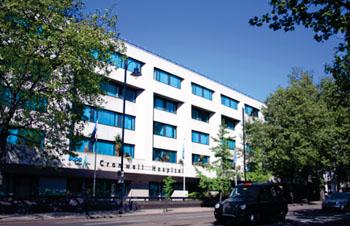 Imagen: El Hospital Bupa Cromwell (Fotografía cortesía de Bupa)