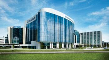 Imagen: El centro de neurociencias en el campus del Hospital Metodista Riverside (Fotografía cortesía de OhioHealth).
