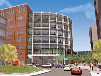 Imagen: El nuevo Hospital General de San Francisco y Centro de Trauma (Fotografía cortesía del SFGH).