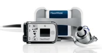 Imagen: El sistema de asistencia ventricular izquierdo HeartMate 3 (Fotografía cortesía de St. Jude Medical).